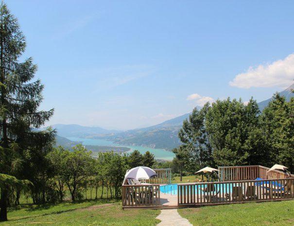 Zwembad in privé tuin